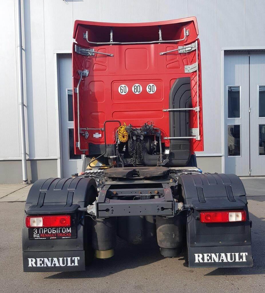 Renault Premium E5